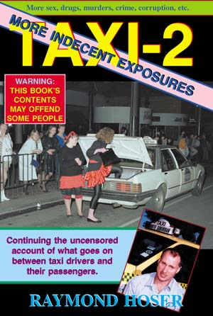 Taxi-2 - the book - don't miss it - get your copy now.