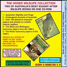 Wildlife books CD ROM