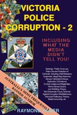 Steps to prevent police corruption?