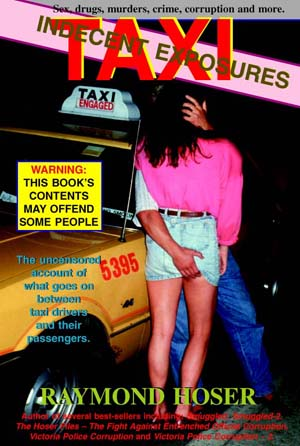 Taxi - the book - don't miss it - get your copy now.